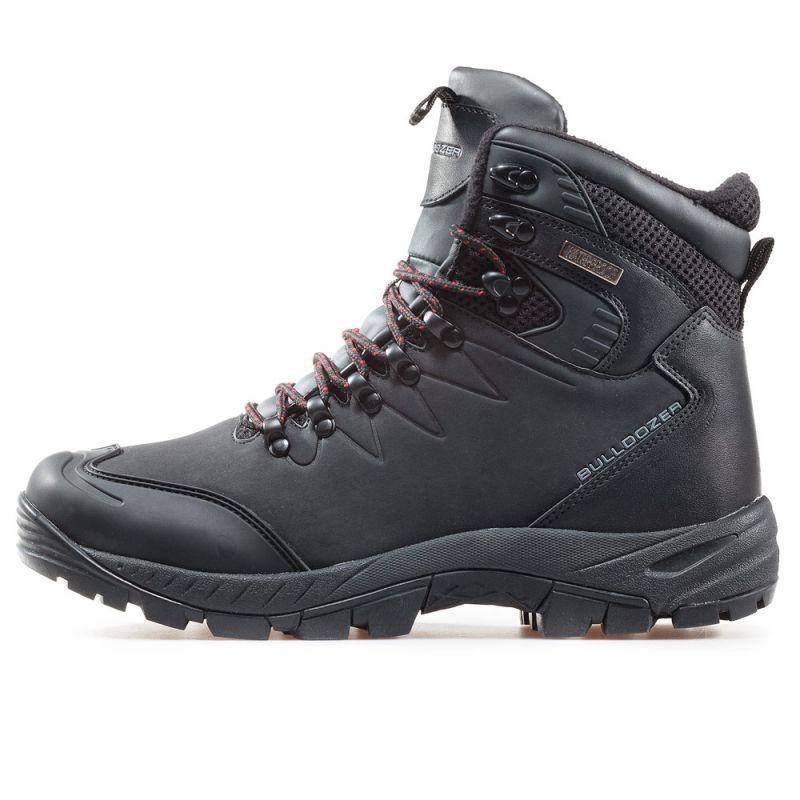 c0eaf54afa5 Мъжки Зимни Обувки Bulldozer - 82053 - Черно