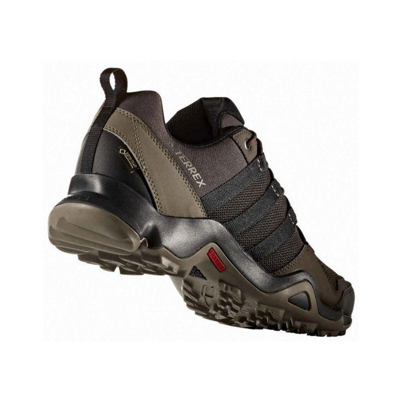????? ??????? ?????? Adidas Terrex Ax2R Gore Tex brown