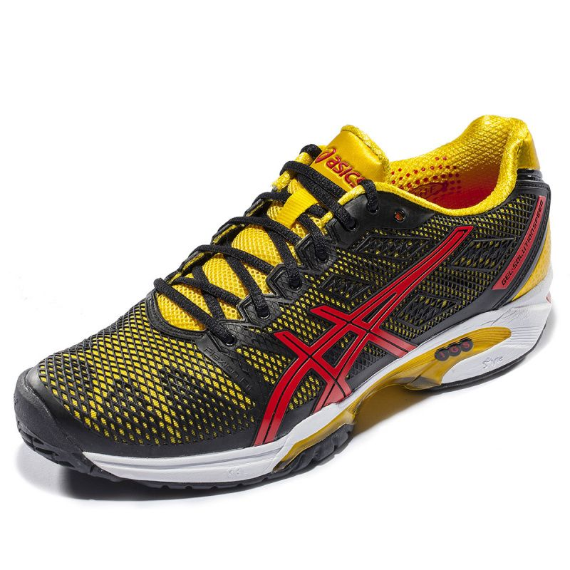 timeless design b053a 4be45 Мъжки Маратонки Asics Gel-Solution Speed 2 black